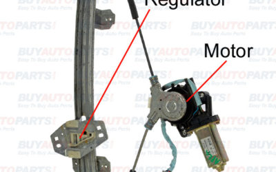 Window Regulator – Is It Time to Replace Them?