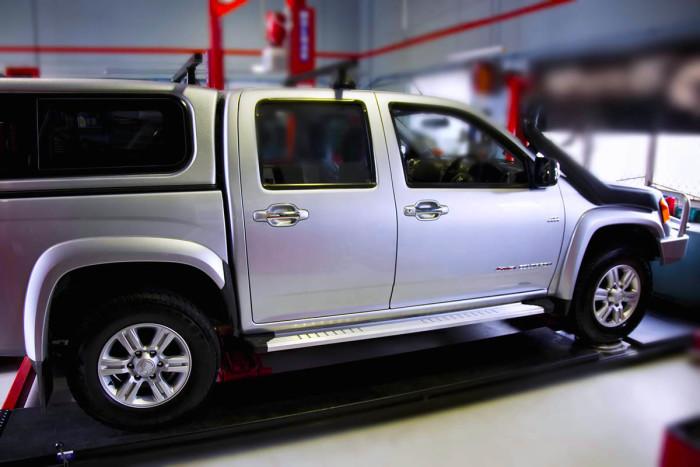 4WD service brisbane