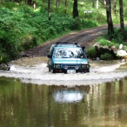 camping south east qld