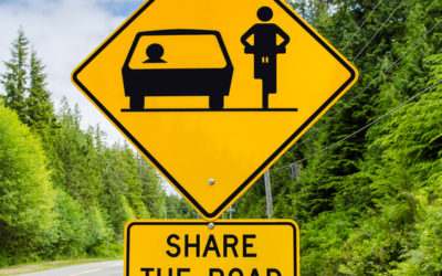 Sharing the Road with Cyclists: What to Do and What Not to Do