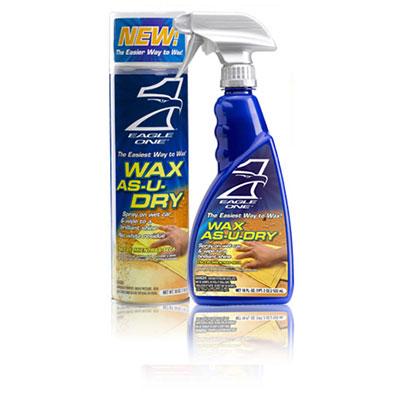 Wax As-U-Dry