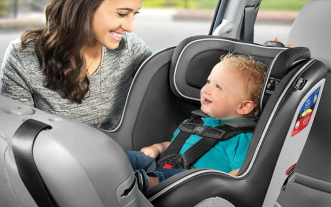 Children in Cars, car seat laws Queensland