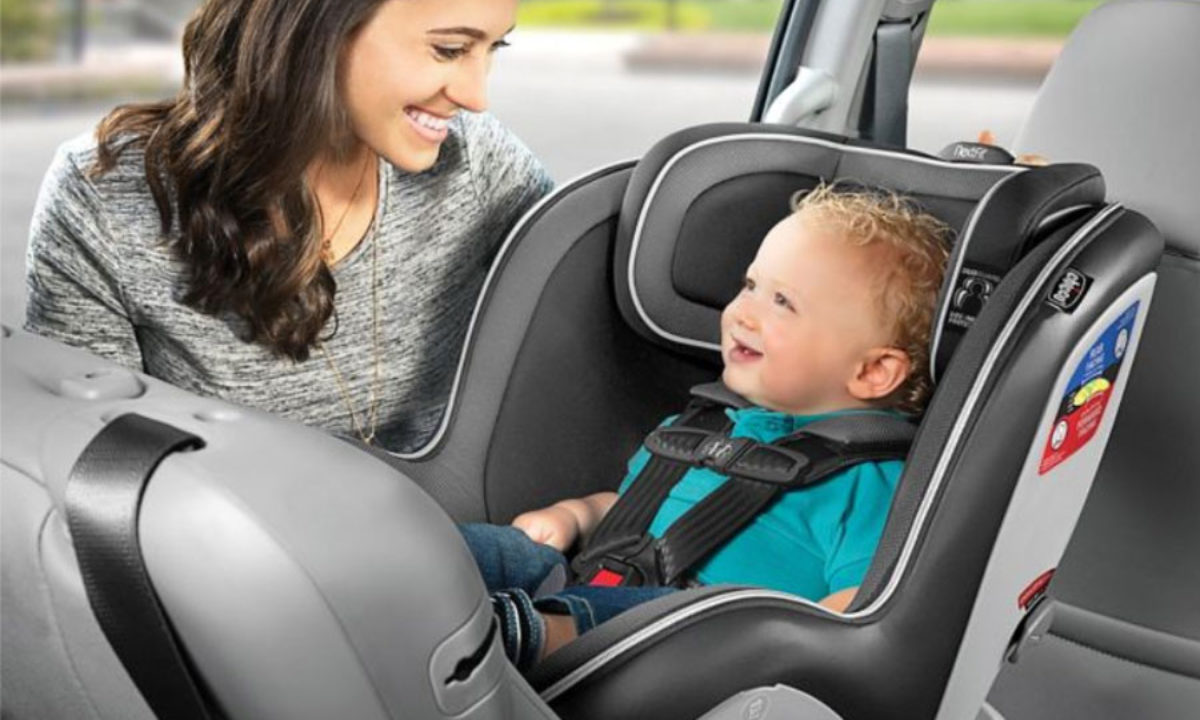 Cars, car seat laws Queensland