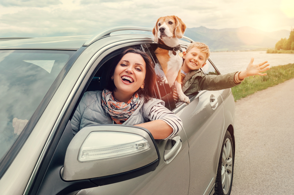 Going on a Road Trip with Kids? Tips on Keeping the Kids Happy in the Car